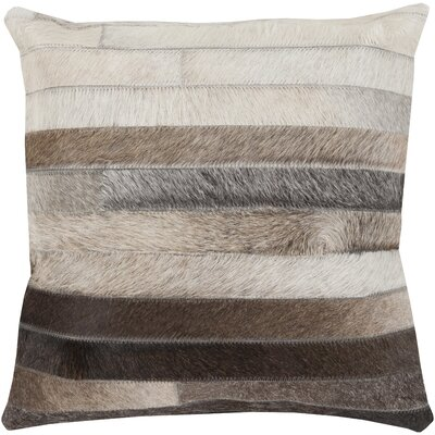 Segula Faux Fur Pillow Cover Size: 22 H x 22 W x 0.25 D