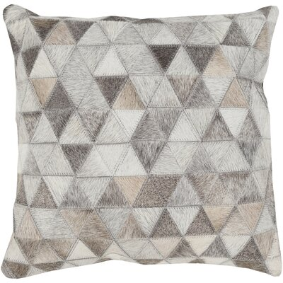 Segula Throw Pillow Cover Size: 18 H x 18 W x 0.25 D