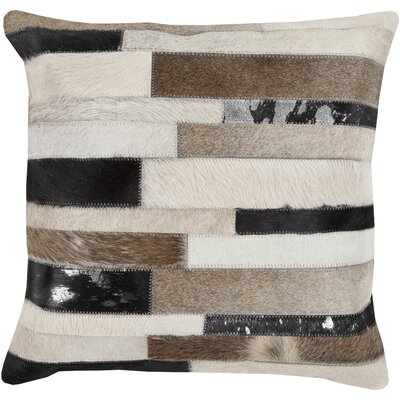 Segula Throw Pillow Cover Size: 22 H x 22 W x 0.25 D
