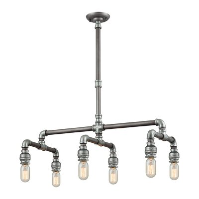 Magdalene 6-Light Kitchen Island Pendant