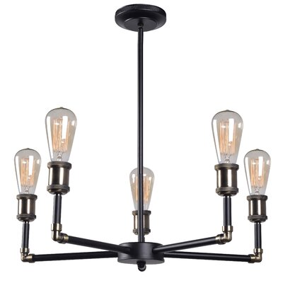Dobson 5-Light Kitchen Island Pendant