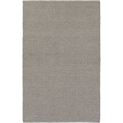 Ronald Hand-Woven Taupe Indoor/Outdoor Area Rug Rug size: 4 x 6