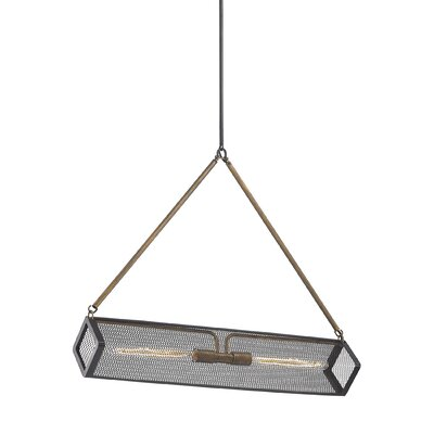Hazle 2-Light Kitchen Island Pendant
