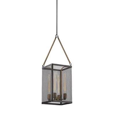 Hazle 4-Light Mini Pendant