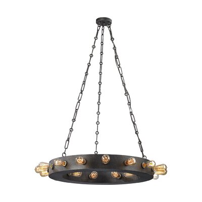 Ilene 24-Light Pendant