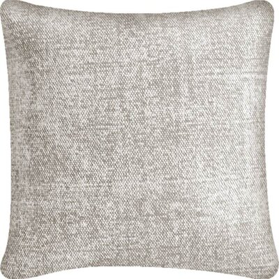 Hillcrest Throw Pillow Color: Dark Gray