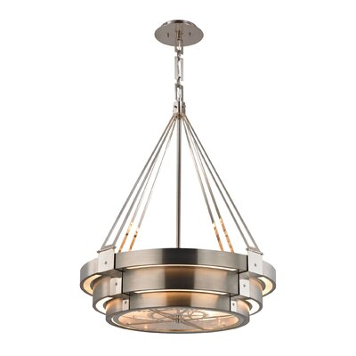 Cheval 8-Light Inverted Pendant