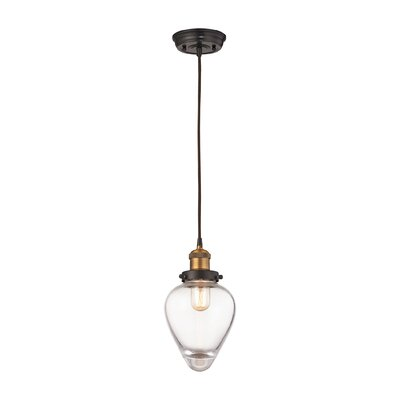Cyprien 1-Light Mini Pendant