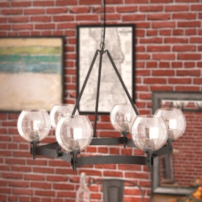 Fulton 6-Light Candle-Style Chandelier