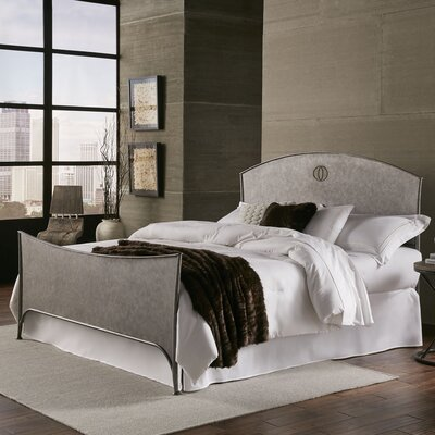 Tracy Panel Bed Size: King