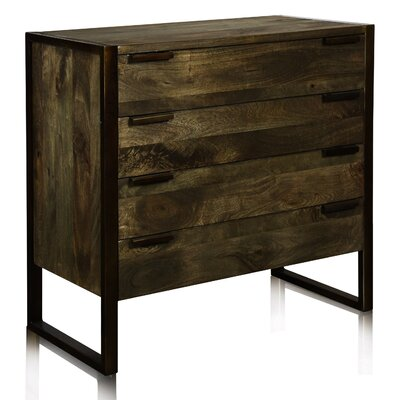 Elliott 4 Drawer Dresser