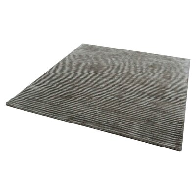 Lulu Hand-Woven Sand Area Rug Rug Size: Rectangle 5 x 8