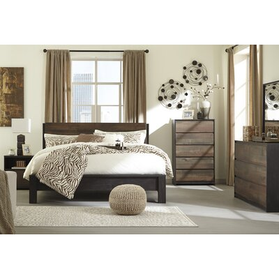 Taumsauk Planel Configurable Bedroom Set