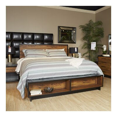 Finney Storage Panel Bed