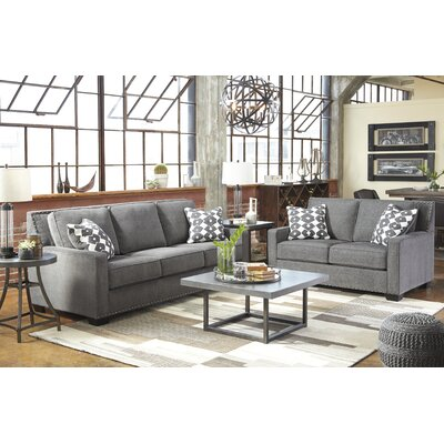Marchesi Industrial Coffee Table Set