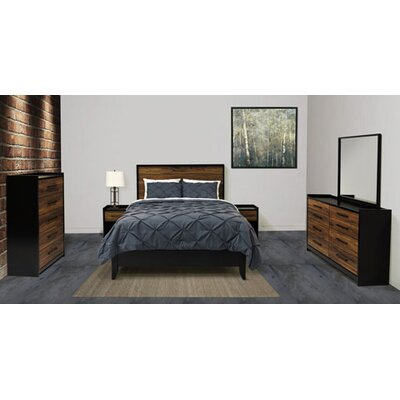 Tecumseh Panel Customizable Bedroom Set