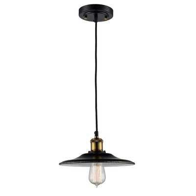 Baden-Powell 1-Light Mini Pendant