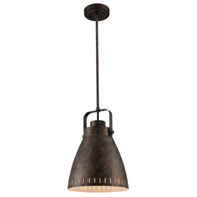 Blasco 1-Light Mini Pendant