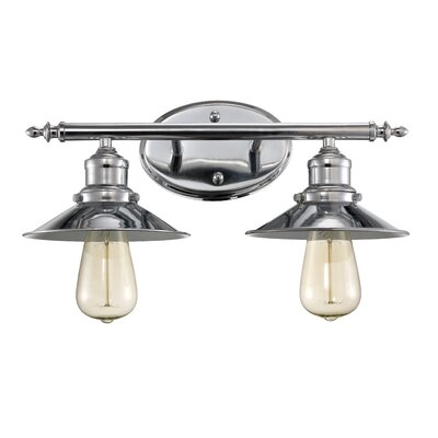 Baden-Powell 2-Light Vanity Light