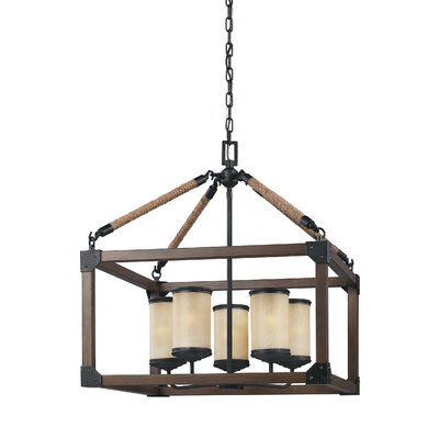 Cheyanne 5-Light Foyer Pendant