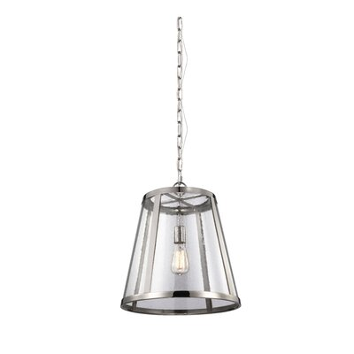 Bassie 1-Light Foyer Pendant