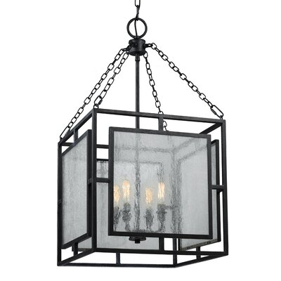 Hudson 4-Light Foyer Pendant
