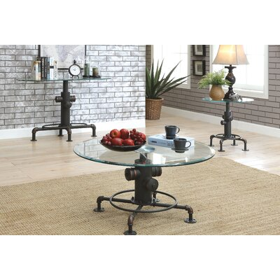 Bodaway 3 Piece Coffee Table Set