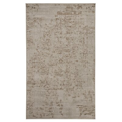 Domenick Light Brown Area Rug
