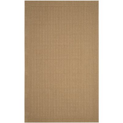 Ashton Brown Area Rug Rug Size: Runner 2 x 8