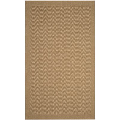 Ximena Brown Area Rug Rug Size: Rectangle 5 x 8