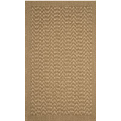 Ximena Brown Area Rug Rug Size: 8 x 11