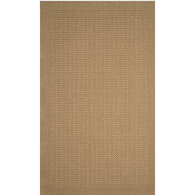 Ximena Brown Area Rug Rug Size: Rectangle 8 x 11