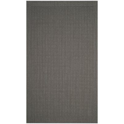 Ximena Gray Area Rug Rug Size: Rectangle 8 x 11