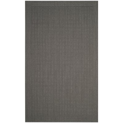 Ximena Gray Area Rug Rug Size: Runner 2 x 8