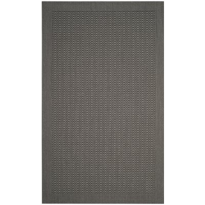 Ximena Gray Area Rug Rug Size: Rectangle 5 x 8