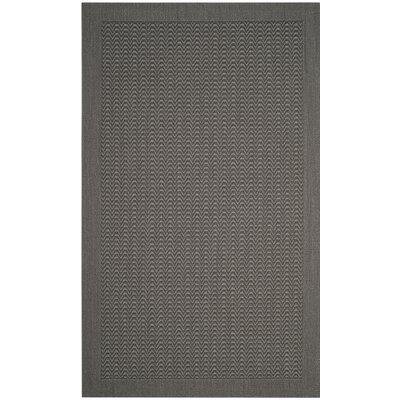 Ximena Gray Area Rug Rug Size: 3 x 5