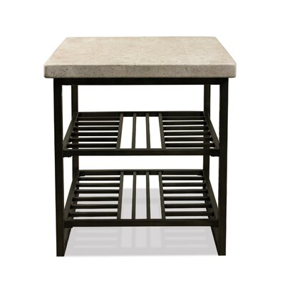 Roby Rectangle End Table