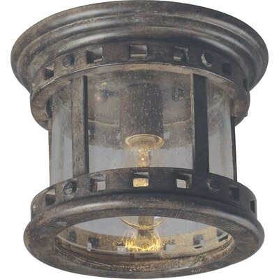 Schuyler 1-Light Flush Mount