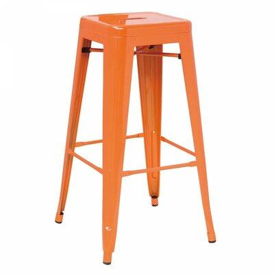 Sheree 29 Bar Stool Finish: Orange