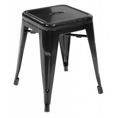 Sheree 18 Bar Stool Upholstery: Black