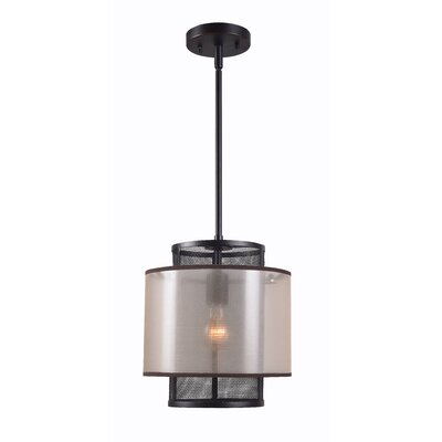 Ossipee 1-Light Mini Pendant