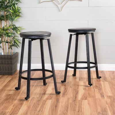 Anaheim 27 Swivel Bar Stool