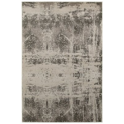 Thalia Brown/Tan Area Rug Size: Rectangle 51 x 75