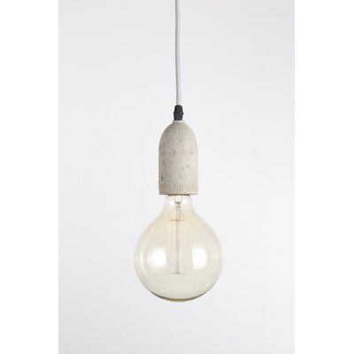 Buckland 1-Light Mini Pendant