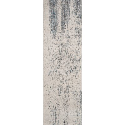 Terry�Ivory Area Rug Rug Size: Rectangle 53 x 76