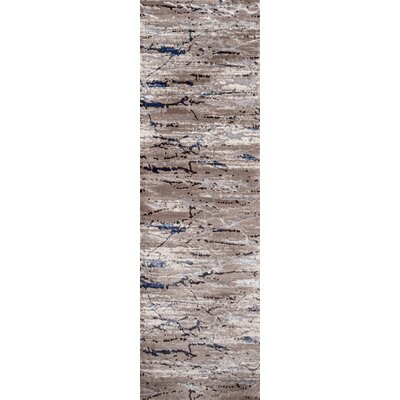 Pierce Sand Area Rug Rug Size: Runner 23 x 76