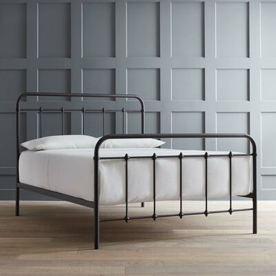Orchard Mesa Panel Bed Size: King