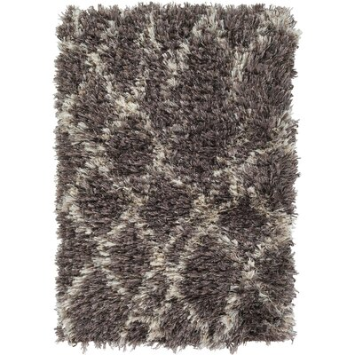Camberry Hand-Woven Tan/Khaki Rug Rug Size: Rectangle 2 x 3
