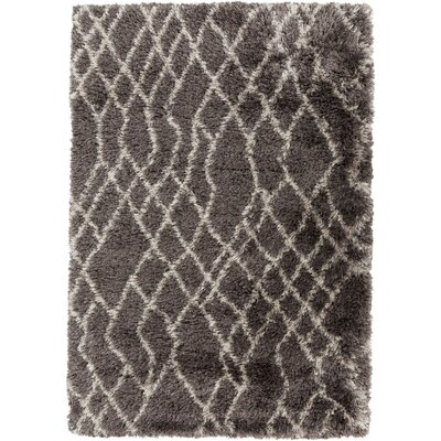 Camberry Hand-Woven Tan/Khaki Rug Rug Size: Rectangle 5 x 8