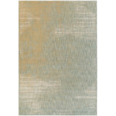Barrow Beige Indoor Area Rug Rug Size: Rectangle 53 x 73